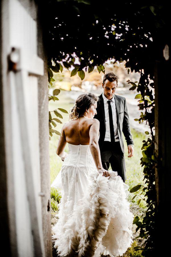 Robe de mariée Brest - Macfarlane Création